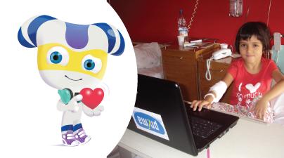 Lutter contre l'isolement des enfants hospitalisés avec l'association PRIMA - Blog du Carnet d'Adresses des Parents